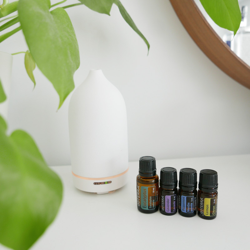 Doterra Essential Oil Blend for Seasonal Allergies Hayfever Recipe Instanomss Nomss.com Wellness Blog