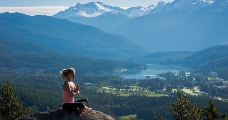 Summer Travel in Whistler