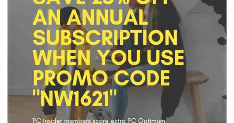 Is the PC Insiders Subscription Worth It? | PC Insider Benefits & Bonus Optimum Points