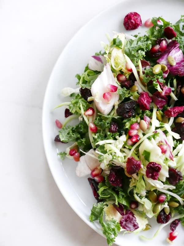 Cranberry Frisee Salad Recipe