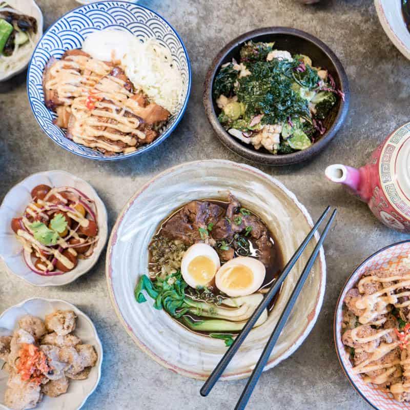 Torafuku Vancouver | Lunch Menu