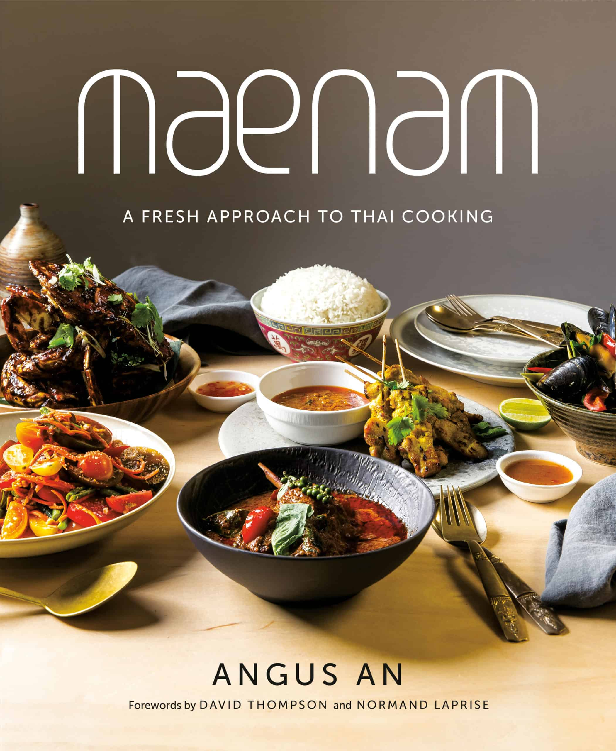 MAENAM BY ANGUS AN | COOKBOOK REVIEW