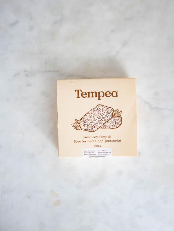 tempea tempah 天貝 素食