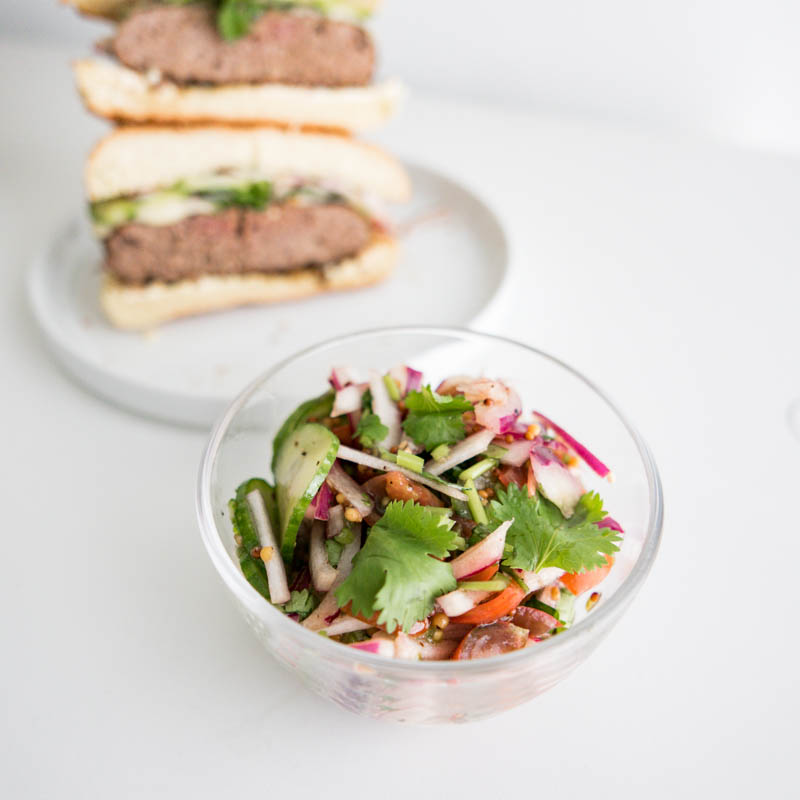 Isreali Salad