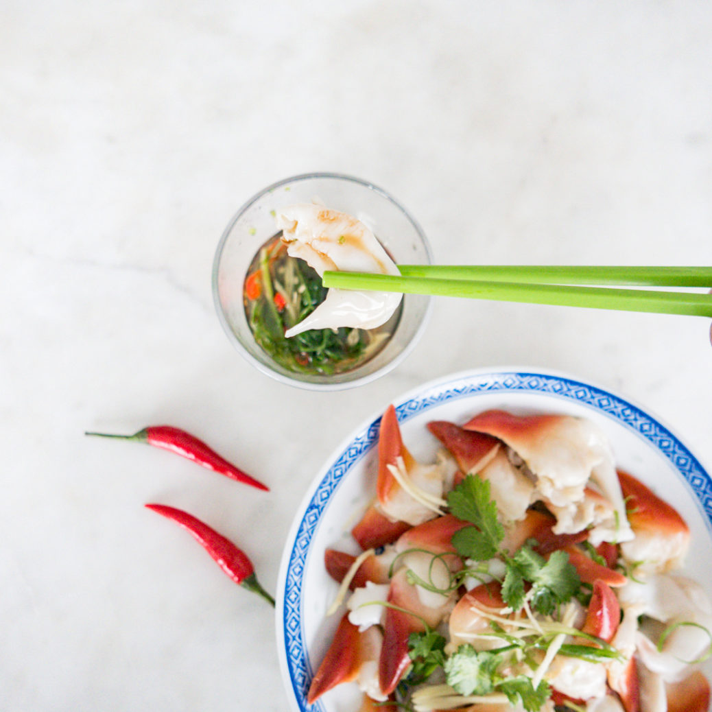 Spicy Soy Dipping Sauce 辣椒豉油