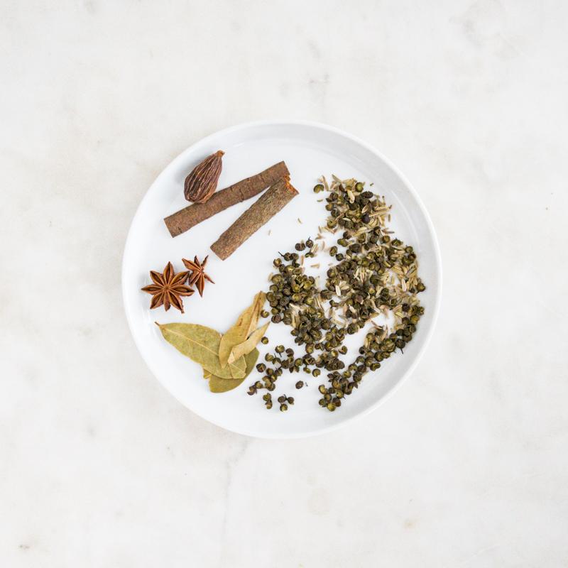 Fragrant Peppercorn Oil 萬用香料油秘方