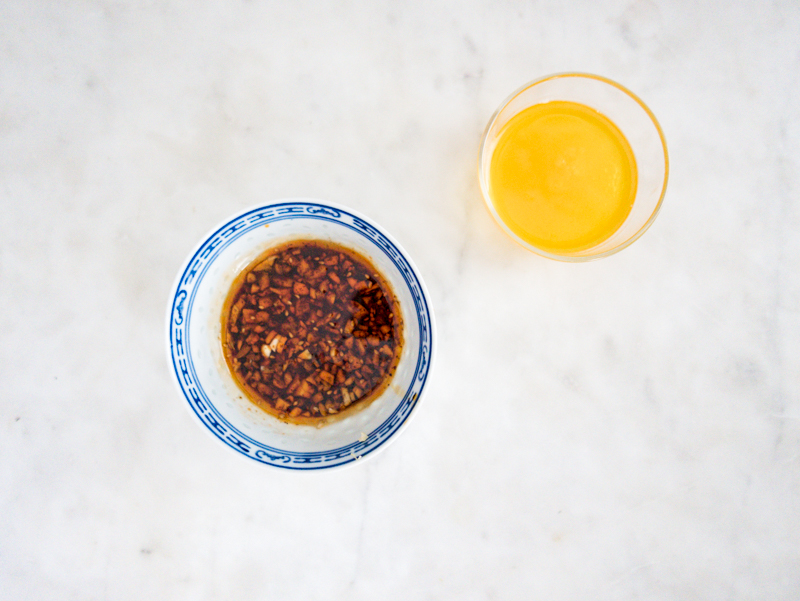 How To Make Mala Chili Oil Soy Sauce