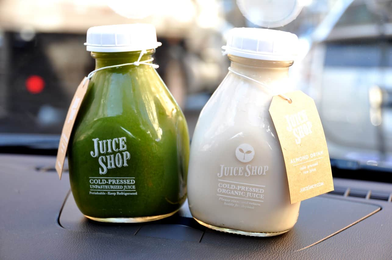 Juice Shop San Francisco | Best Cold Press Juice Marina/Cow Hollow
