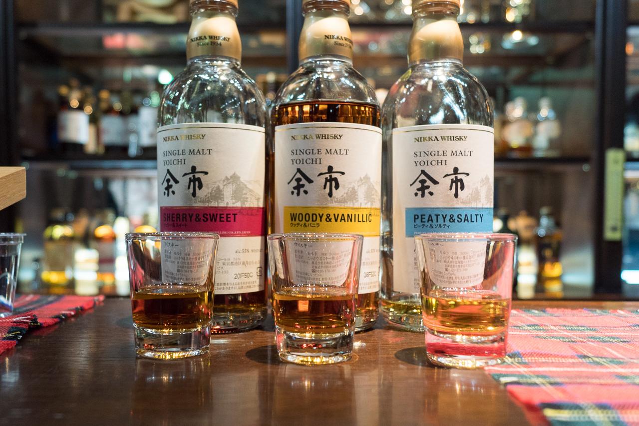 Yoichi Distillery, Nikka Whisky