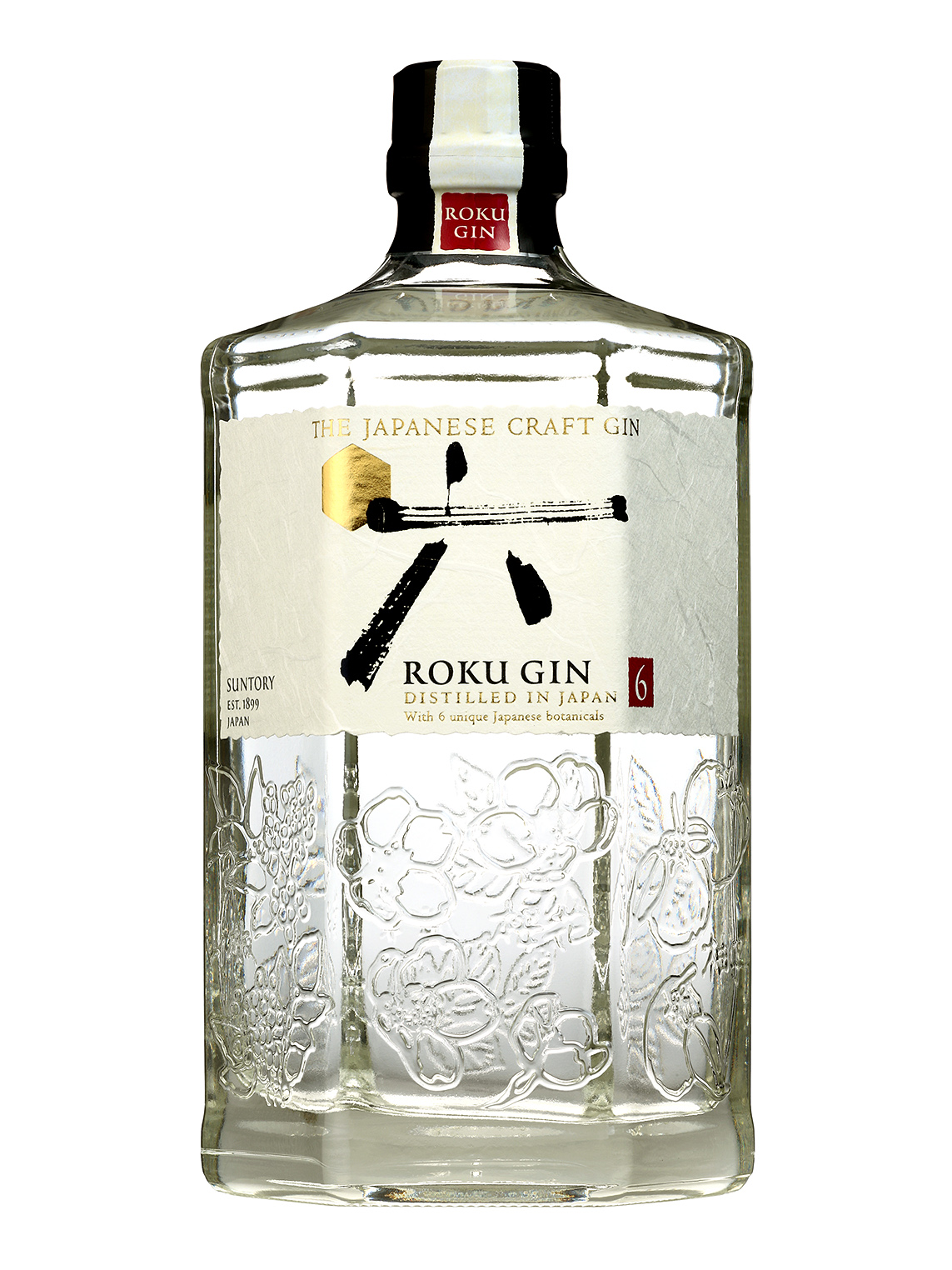 Suntory quadruples sales targets for Roku Gin, announces overseas release