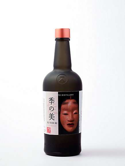 Kyoto Distillery announces Ki Noh Bi Aged Gin. Where's Kyoto Distillery Whisky?