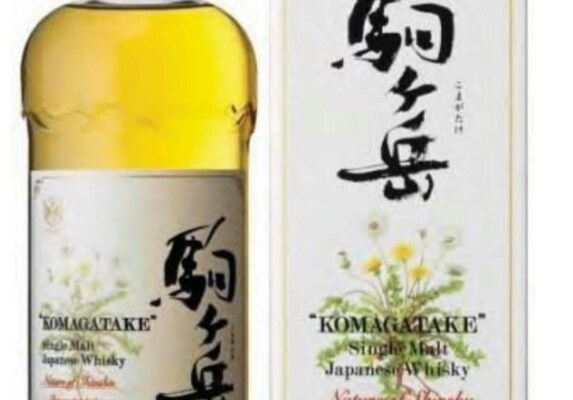 Mars Distillery Single Malt Komagatake Nature of Shinshu Shinanotanpopo