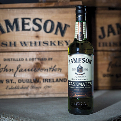 Jameson Caskmates finally released in Japan. And it's cheap