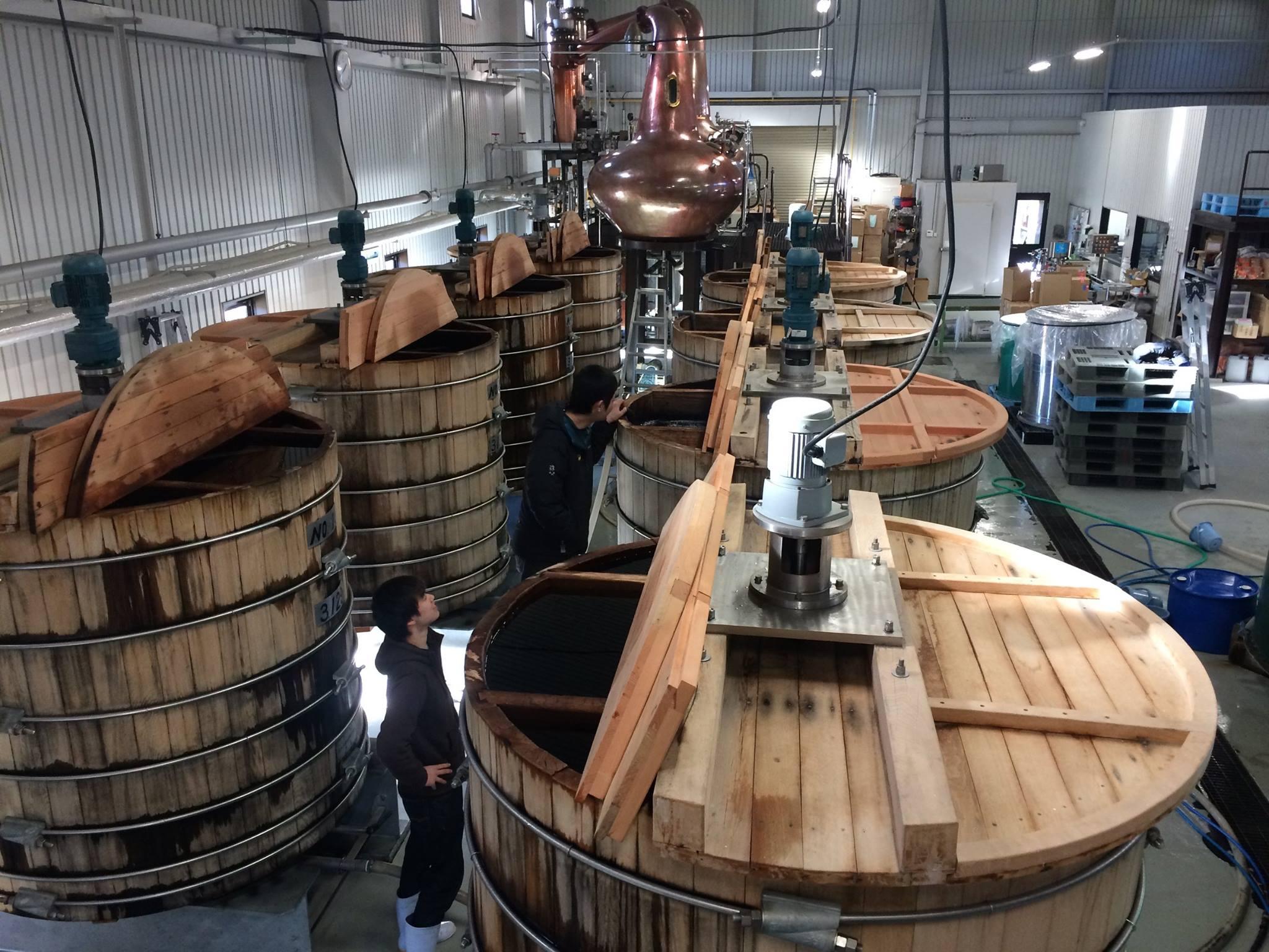 Japanese Whisky Distilleries to Watch 2018-19: Asaka Distillery, Chichibu Distillery, Nukada Distillery