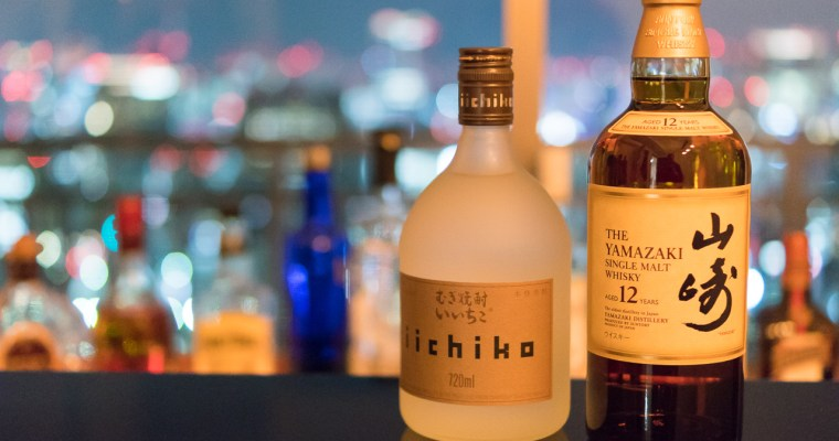 What's the difference between barley shochu and malt whisky?