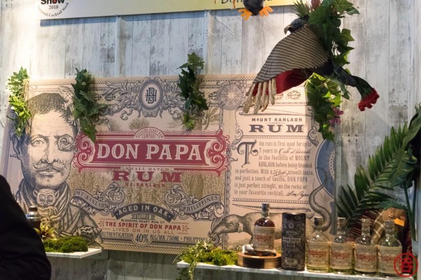 Philippines' Don Papa Rum