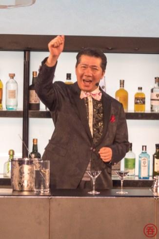 Hoshi-san of Ginza's Bar Hoshi
