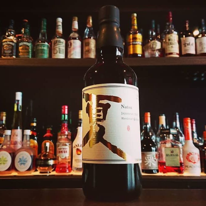 Akayane Craft Gin HEART (Natsu)
