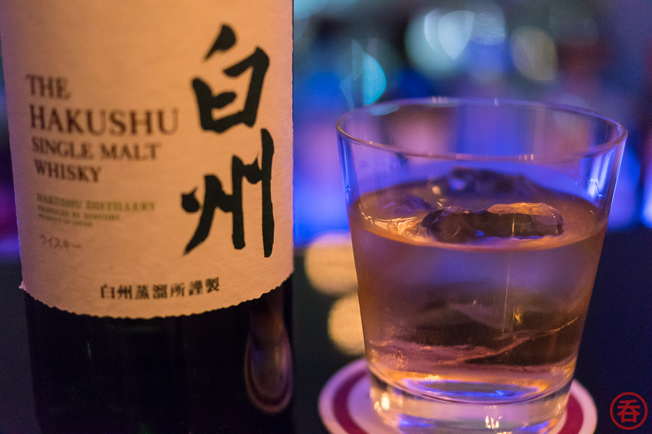 10 ways to drink Japanese whisky: #9, Half Rock
