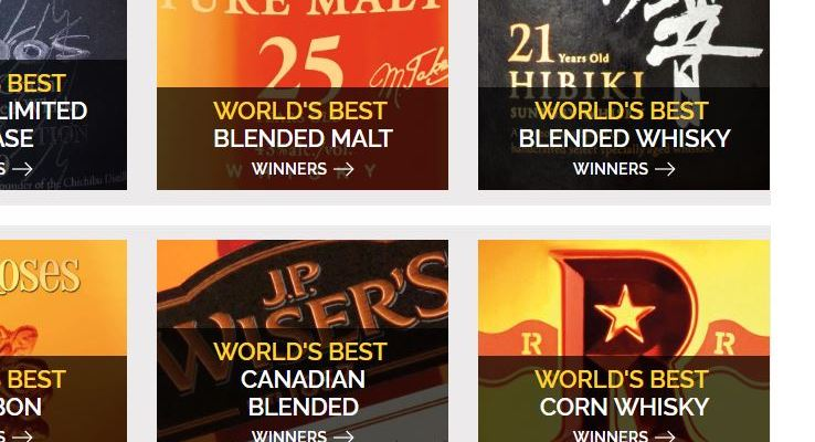 WWA 2019: Japan dominates in blends & grain