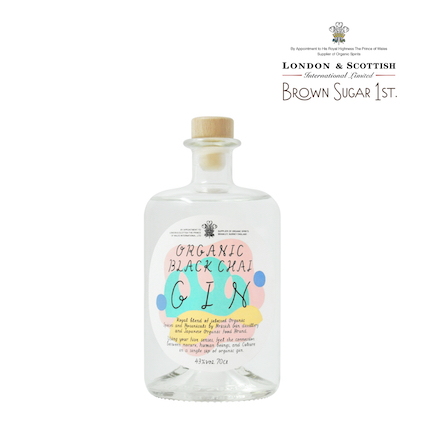 Black Chai Gin from Brown Sugar 1st.