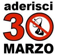 Adesioni manifestazione 30 marzo