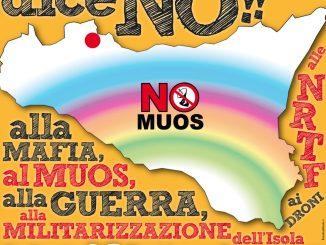 28 settembre ore 15,00 manifestazione No MUOS a Palermo