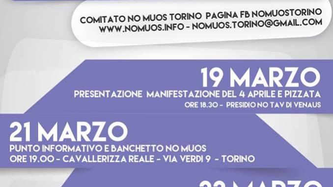 Verso il 4 aprile. Sulle iniziative del 19 – 21 – 22 marzo a Torino