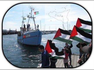 Attivista No Muos si imbarcherà sulla Freedom Flottilla III