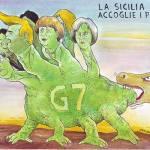 No al G7 Appello alla mobilitazione