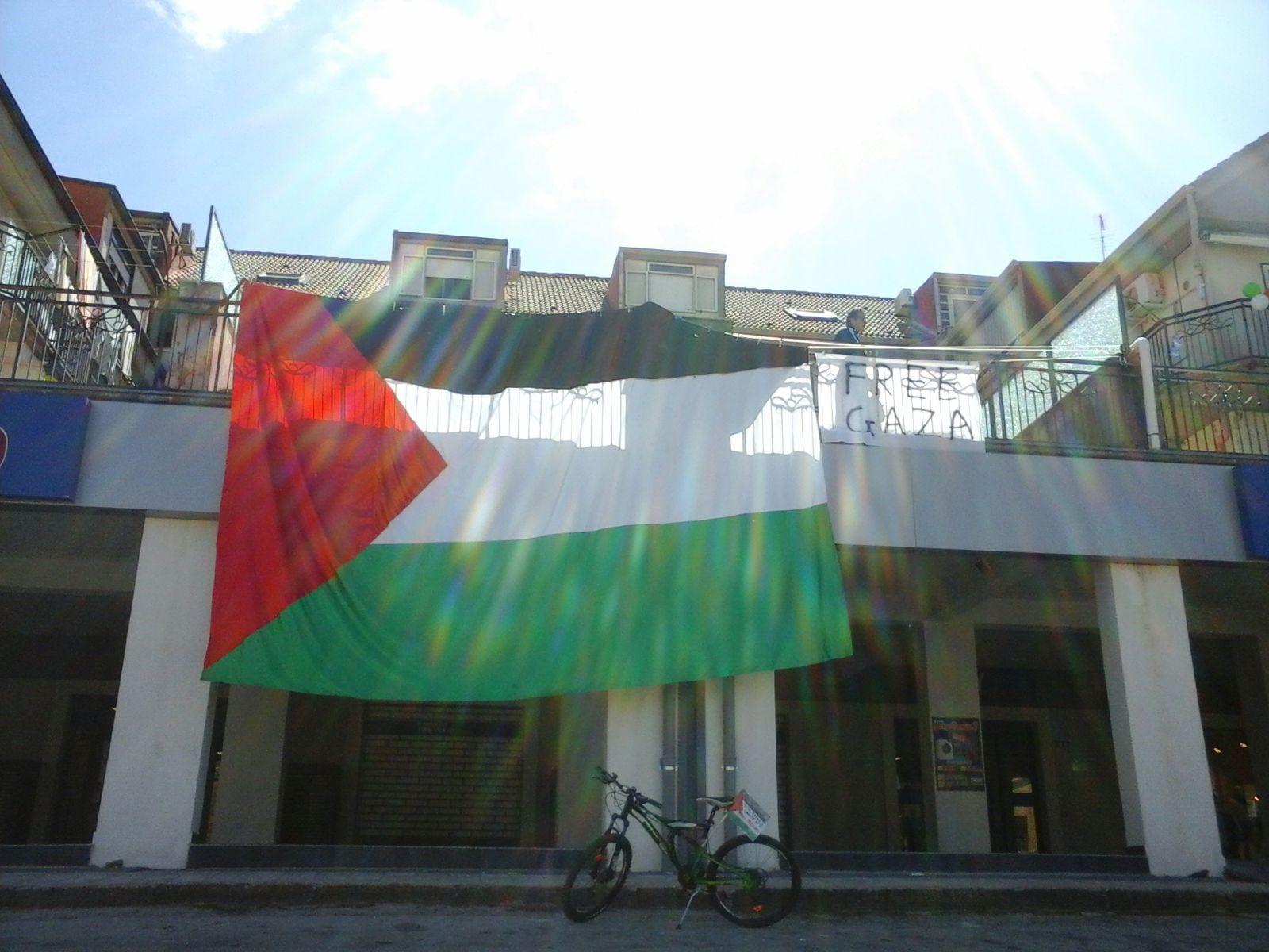 Palestina libera. No ai massacri