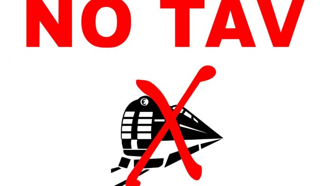 Solidarietà al movimento No Tav