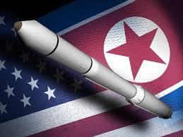USA, North Korea, and nuclear missile