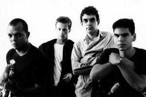 Os integrantes da banda Legião Urbana (Foto: Divulgação)