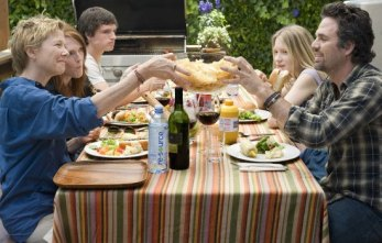 A normalidade de uma família diferente (Crédito: Imagem Filmes)