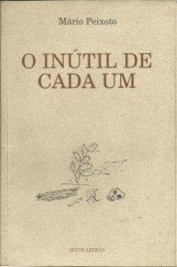 Capa do livro de Mario Peixoto (Crédito: Arquivo)