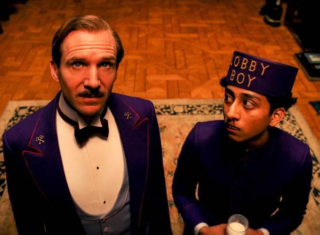 O Grande Hotel Budapeste é um dos melhores filmes de 2014
