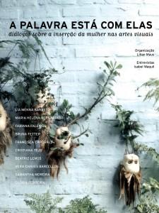 A jornalista lançou um livro de entrevistas com artistas visuais