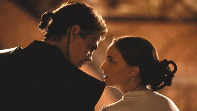Relação entre Anakin e Amidala é ponto baixo do filme