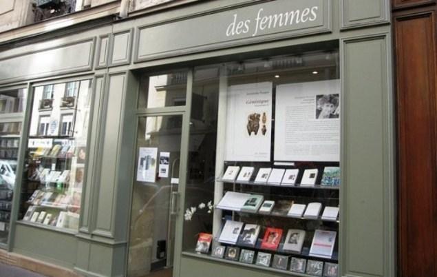 Editora feminista Des Femmes foi uma das inspirações da Editora Mulheres (Foto: divulgação)