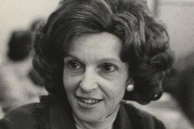 A escritora Maria Dinorah (Foto: arqui da família)