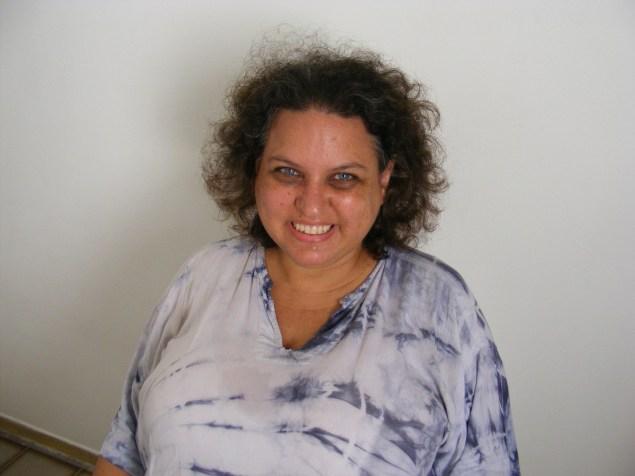 A escritora Lola Aronovich (Foto: divulgação)