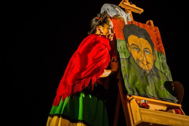 Os autorretratos são a maior parte da obra de Frida Foto: Erick Peres/Nonada)