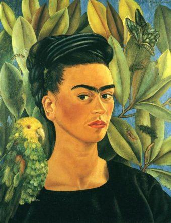Autorretrato com Bonito 1941)