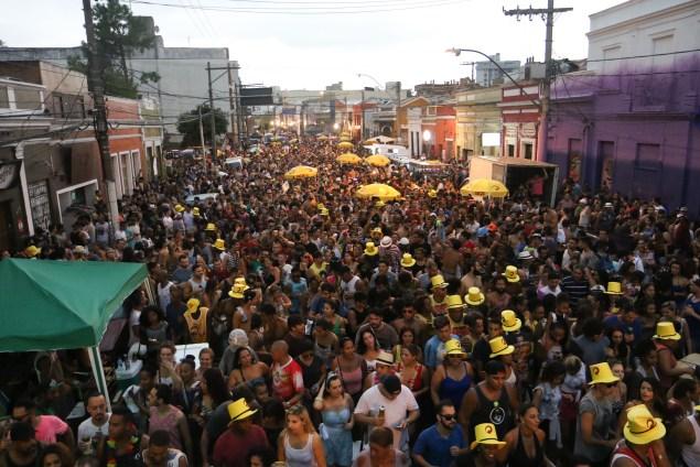 Porto Aelgre RS 19/02/2017 Carnaval de Rua 2017 - Bloco Panela do Samba Foto: Luciano Lanes / PMPA