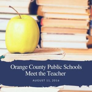 OCPS Meet the Teacher