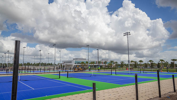 USTA is Opening its National Campus on January 2nd and Invites the Community Along to Play and Celebrate