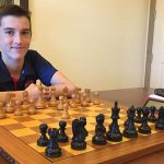Young Man on a Journey to Become a Professional Chess Player