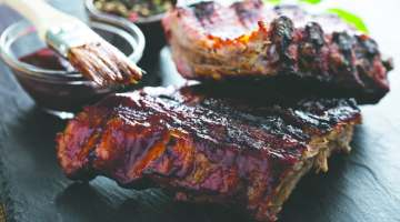 Food Coma: A Nona BBQ Challenge