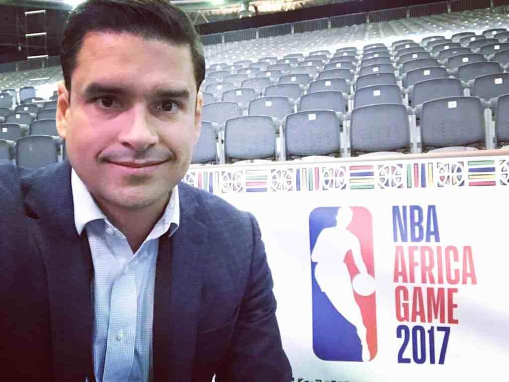 Local Doctor Slam Dunks Into Sports (Medicine)